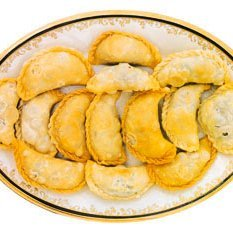 Meat Pie  Saudi Sambousek recipe