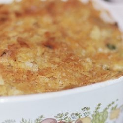 Cheese Casserole With Tuna
