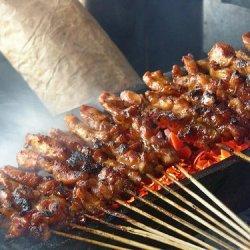 Indonesian Chicken Sate