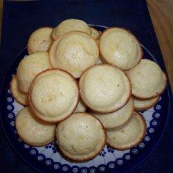 Hotel Peabody Vanilla Muffins