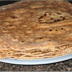 Whole Wheat And Flax Meal Tortillas recipe