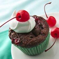 Black Forrest Muffin Cakes Betty Crocker