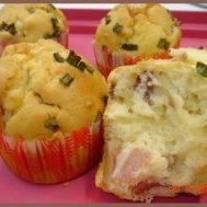 Country Bacon - And - Cheese Muffins