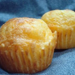Easiest  Cheese Muffins And Other Variations