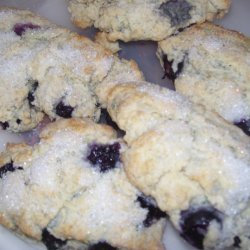 Crystal Sugar Scones recipe