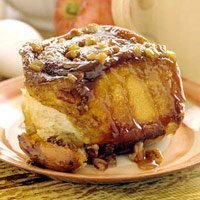 Caramel- Apple Cinnamon Rolls recipe