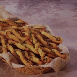 Parmesan Cheese Sticks