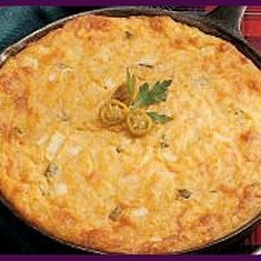 Different N Delicious  Country Creole Corn Bread recipe