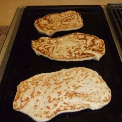 Easy Naan Bread