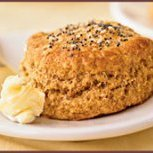 Seeded Cornmeal Biscuits recipe