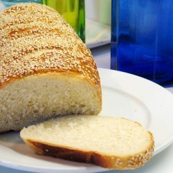 Leahs Easy Italian Bread