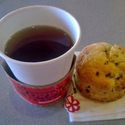 Currant Tea Scones