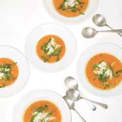 Tomato and Crab Soup recipe