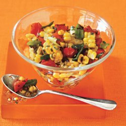 Smoky Corn Salsa recipe