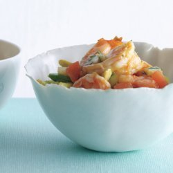 Spicy Adobo Shrimp Cocktail