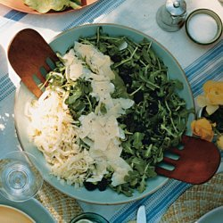 Shaved Fennel and Arugula Salad