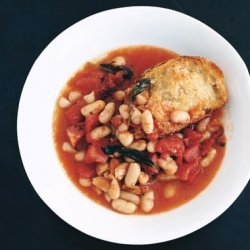 Fagioli-on-Toast