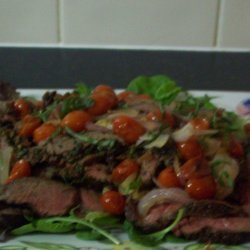 Roast Beef Salad recipe