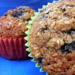 Agave Syrup - Multi Grain Blueberry Muffins recipe