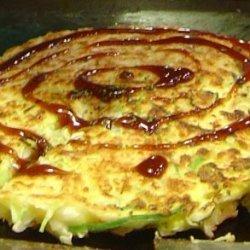 Okonomi-yaki recipe