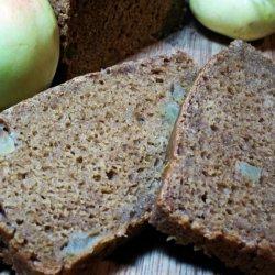 German Beer And Apple Bread recipe