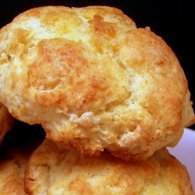 Quick Rosemary Dropped Biscuits And Dumplings recipe