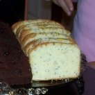 Coconut Poppy Seed Quick Bread
