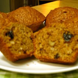 Oatmeal Delight Muffins