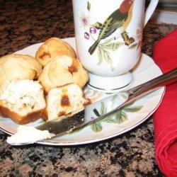 Banana Cinnamon Chip Mini Muffins recipe