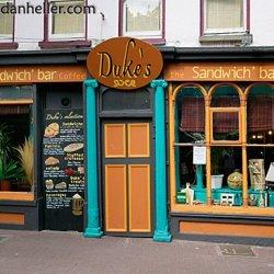 Soda Bread For Authentic County Cork Sandwich