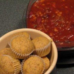 Splendiferous Mini Corn Muffins recipe