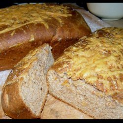 Whole Wheat Parmesan Herb Bread