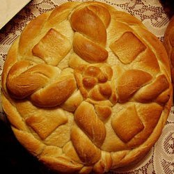 Saint Nicholas Bread