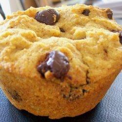 Choco - Corn Muffins recipe
