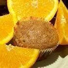Chocolate Chip Orange Zucchini Muffins