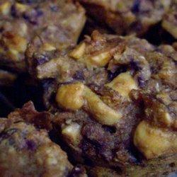 Mincemeat Cashew Carrot Muffins recipe