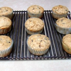 Coconut Oil Muffins