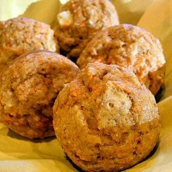 Apple Carrot Muffins Low Fat