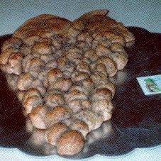 Grape Bubble Bread