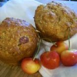 Ranier And Oatmeal Muffins