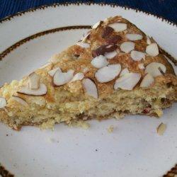 Cherry Lemon Coffeecake