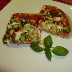 Rustic Italian Flat Bread recipe