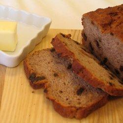 Raisin Nut Bread Gluten Free