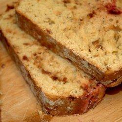 Lemony Beet Seed Bread
