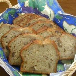 Jack Daniels Banana Raisin Bread