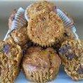 Trail Mix Granola Muffins