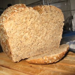 Multi Seed Mixed Flour Bread