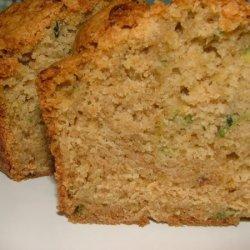 Savory Italian Zucchini Bread
