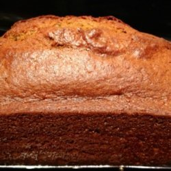 Cinnamony Carrot - Pumpkin - Sweet Potato Bread