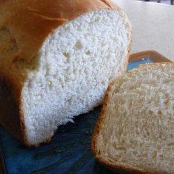 Bread Machine Sourdough Bread